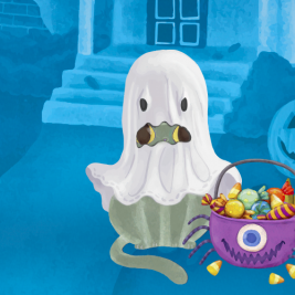 Halloween: disfraces vs gatos